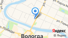 Дискор на карте