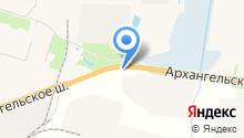 ДАВавто на карте