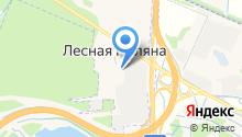 Районный координационно-методический центр на карте