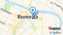 Камерный драматический театр на карте