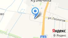 Детский сад №15, Аленушка на карте