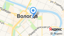 БайкХаус на карте