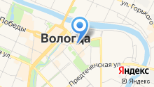 MakeUp - Салон красоты на карте