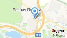 Ярославский аграрно-промышленный центр, ЗАО на карте