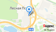 Ярославский аграрно-промышленный центр на карте