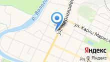 Асахикан, АНО на карте