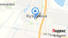 Администрация сельского поселения Кузнечихинское на карте