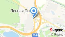 Ярославич на карте