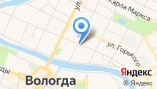 Адвокат Уханов А.В. на карте