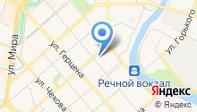 БАЛТИНВЕСТБАНК на карте