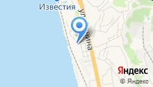 GA на карте