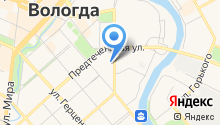 Адвокатский кабинет Аршинова А.Н. на карте