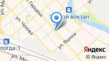 Агрофирма Красная Звезда, СПК на карте