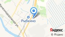 АвтоцентрГАЗ Вологда на карте