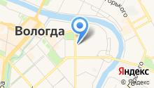 E-line на карте