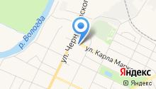 Dzebo.ru на карте