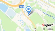 Кама Сервис на карте