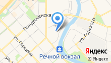 АгроФлораПак на карте