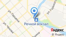 Адвокатский кабинет Малафеевского А.М. на карте
