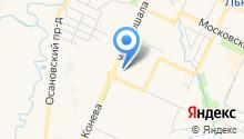 АльтаСтройВологда на карте