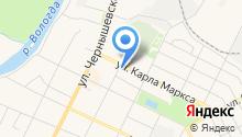 Анданапа на карте