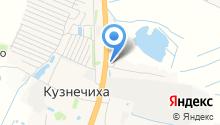 Дом у дороги на карте