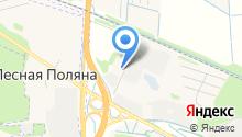 Дека на карте