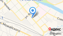 АтельешКо на карте