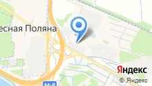 Центр АвтоСвета на карте