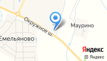 МКР на карте