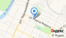 АстаЗапчасти на карте