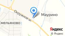 М8 на карте