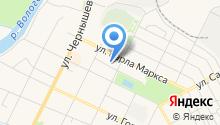 Ассоциация Аста на карте