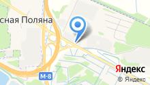 Ярославская ковка на карте