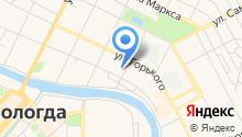 АГУ на карте
