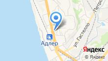 Hi-Way на карте