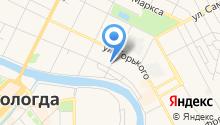 Торгпром-сервис, ЗАО на карте