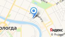 М-авто на карте