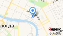 Jiraffe на карте