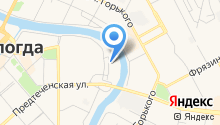 O.K design на карте