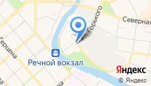 35.ru на карте