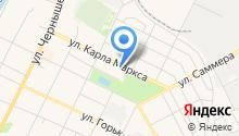 Апарт Отель на карте