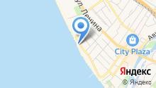 Arriva на карте