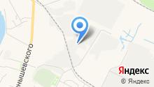 MegAudio на карте