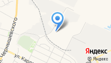 Хонда Сервис Вологда на карте