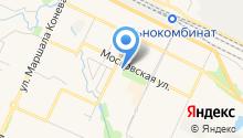 ГосСтрахАвто на карте