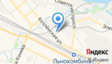 Агапов С.М. на карте
