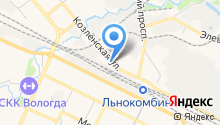 АСКПРОМ на карте