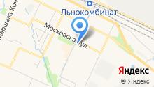 Автологистика на карте