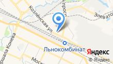 Адвокатский кабинет Кошаров Н.Н. на карте